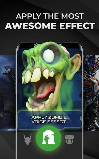 Voice Changer u2013 Amazing Voice with Audio Effects 1.0.9 screenshots 7
