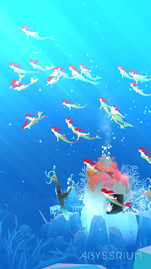 Tap Tap Fish - AbyssRium- screenshot thumbnail