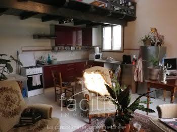 propriété à Saint-Amant-de-Nouère (16)