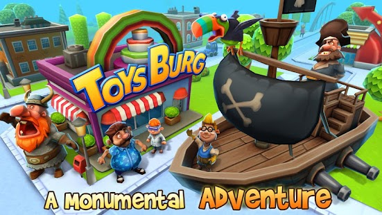 Toysburg- screenshot thumbnail