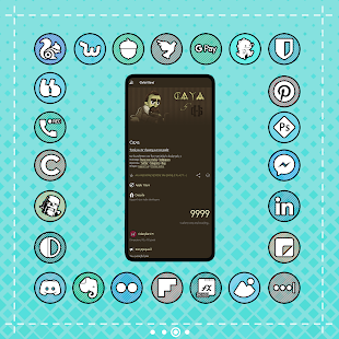 Caya Icon pack for PC-Windows 7,8,10 and Mac apk screenshot 3