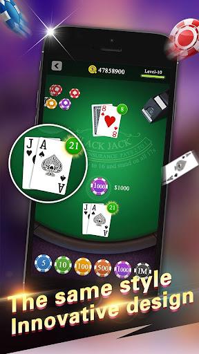 Blackjack 21 Pro 1.2.4 Mod screenshots 2