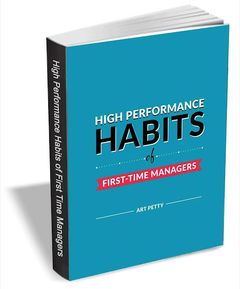 High Performance Habits of First-Time Managers class=