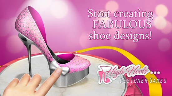 High Heels Designer Games- screenshot thumbnail