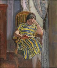 """Photo: Henri Lebasque, """"Donna che legge"""""""