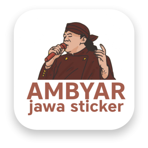 Ambyar Jawa Sticker For Whatsapp Wastickerapps Aplikasi Di