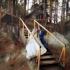 Bryllupsfotograf Lyubov Pyatovskaya (Lubania89). Bilde av 25.09.2016