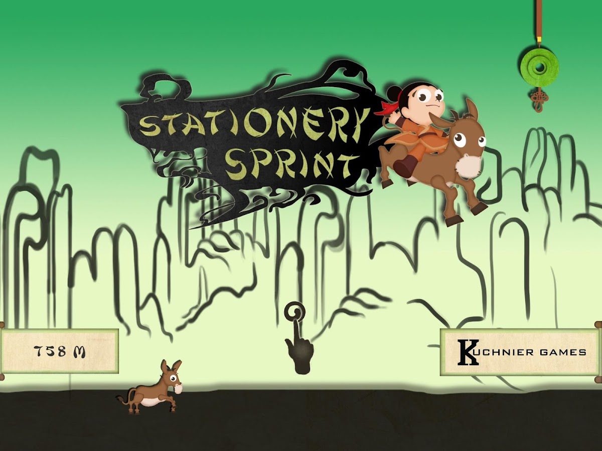 Stationery Sprint- screenshot
