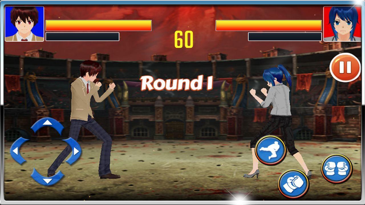 Bruce Lee Street Fight- screenshot
