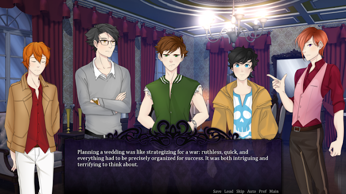 Seduce Me 2: The Demon War- screenshot