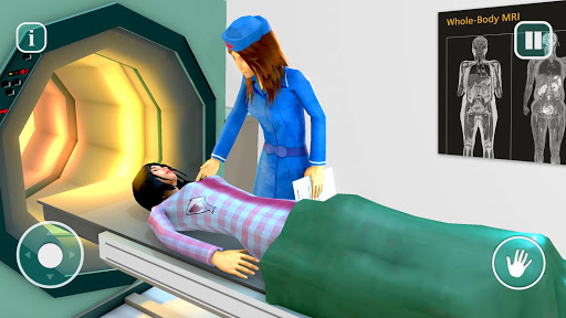 Hospital Simulator - Patient Surgery Operate Game  screenshots 3