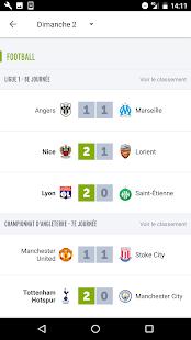 L'Equipe.fr : foot, rugby Screenshot 5