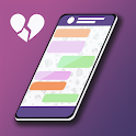 Hey Love Tim: Texting Story icon
