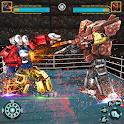 Robot Ring Fighting - Robot Ring Wrestling 3D icon