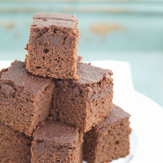Chocolate Brownies (Grain Free, Gluten-Free, Paleo)