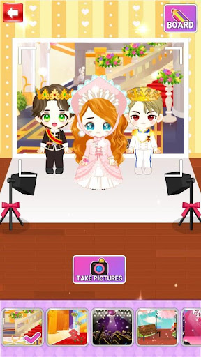 My Fashion Star : Royalty & Nobility style 1.0.10 screenshots 3