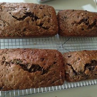 Healthier Mom's Zucchini Bread