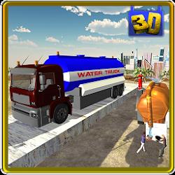 Water Supply Truck Simulator