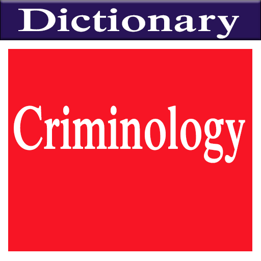 Criminology Dictionary Android APK Download Free By Medivac