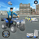 US Police Moto ATV Quad Bike Transporter Game (game)