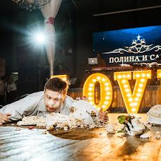 Fotógrafo de bodas Sergey Rzhevskiy (Photorobot). Foto del 30.10.2017