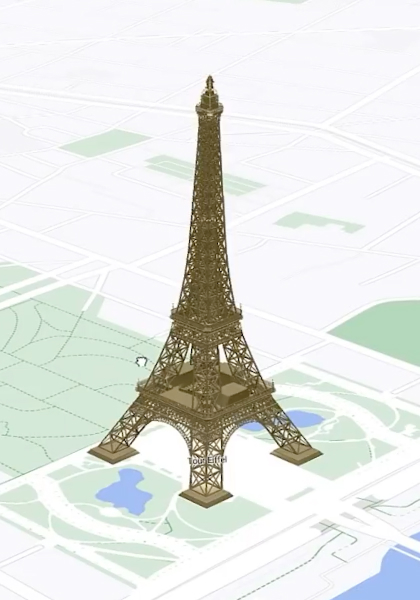 WebGL Overlay View