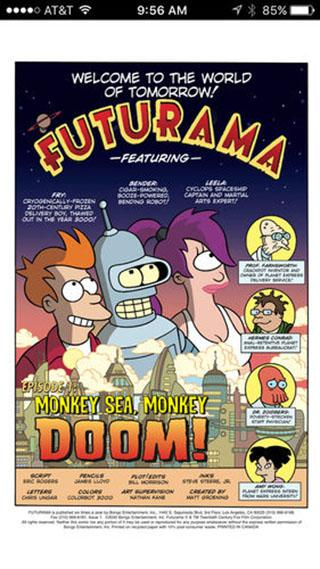 Futuramaland- screenshot