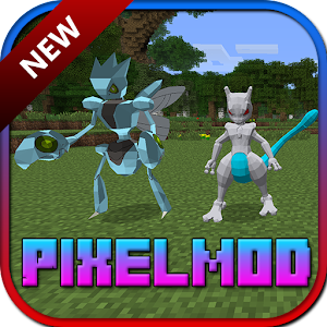 Pixelmod for Minecraft MCPE