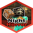 Survival Night Horror Map. Map for MCPE APK