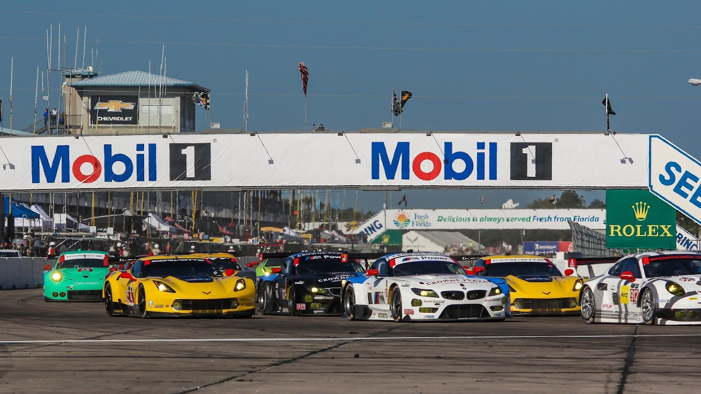 Watch Mobil 1 The Grid live