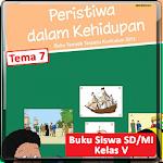 Kelas 5 SD Tema 7 - Buku Siswa BSE K13 Rev2017 Icon