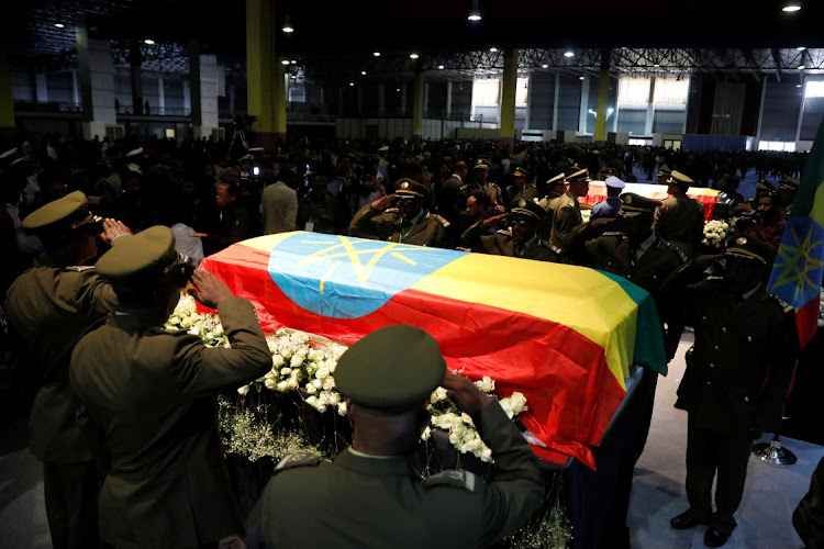 Ethiopia mourns murdered army chief