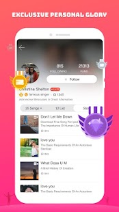Spotlite - Sing For Free! Screenshot