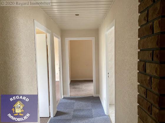 Vente appartement 6 pièces 132 m2