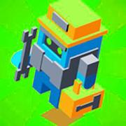 Robot merge!