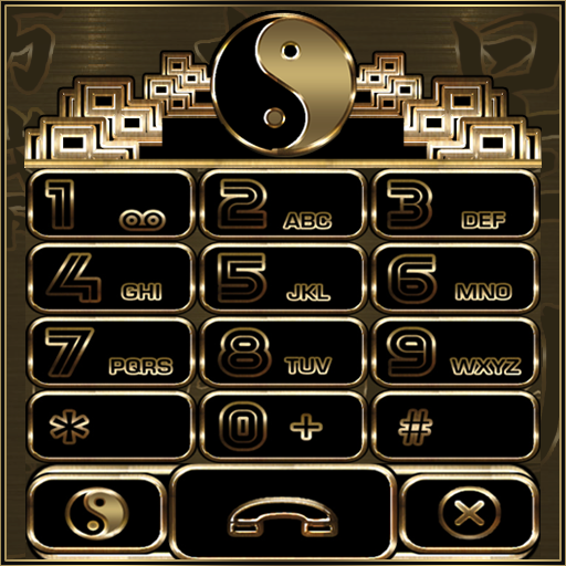 Ying Yang EXDIALER theme