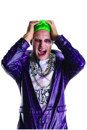Suicide Squad Joker, tänder