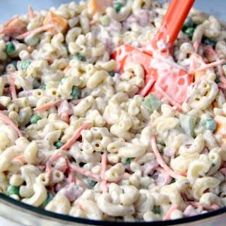 Creamy Ranch Pasta Salad.