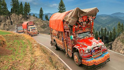 Real Indian Cargo Truck Simulator 2020: Offroad 3D 1.0 screenshots 3