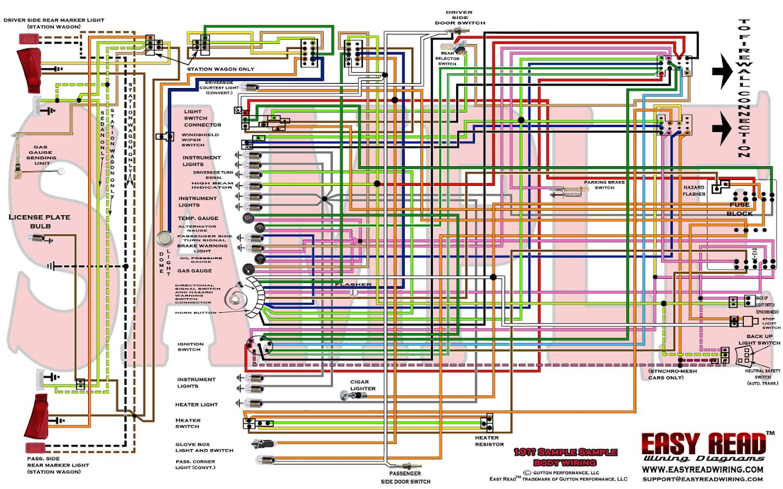 Wiring Diagram 1969 Camaro – Readingrat Net