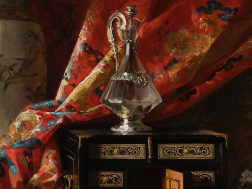 Segoura Fine Art - Hubert-Denis Etcheverry - Le Cabinet
