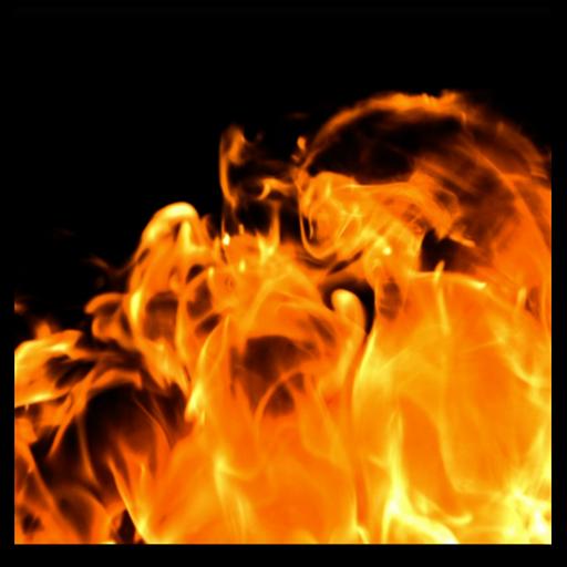 Fire Explosion Live Wallpaper PRO