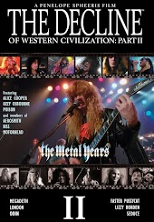 The Decline of Western Civilization Part II - The Metal Years