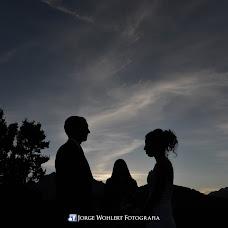 Wedding photographer Jorge Wohlert (JorgeWohlert). Photo of 11.04.2016