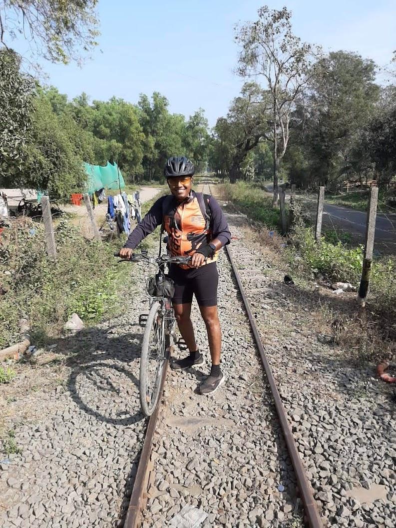 On the tracks