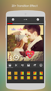 Slideshow: Transitions&Filters screenshot 7
