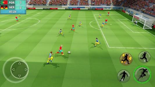 Soccer ⚽ League Stars: Football Games Hero Strikes 1.5.2