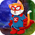 Best Escape Game 497 Superhero Cat Escape Game