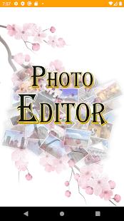 Download Photo Editor For PC Windows and Mac apk screenshot 1