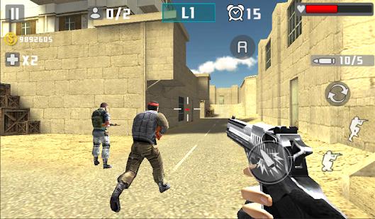 Gun Strike War Shoot- screenshot thumbnail